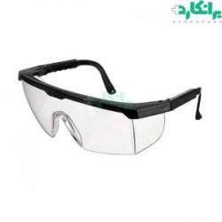 عینک محافظ با دسته قابل تنظیم