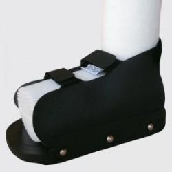 کفش گچ با زیره پلی یورتان کد 16100 طب و صنعت