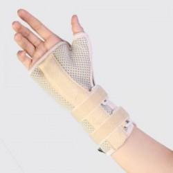 مچ بند آتل دار با پارچه سه بعدی کد 31200 طب و صنعت