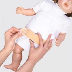 ناف بند اطفال کد 85400 طب و صنعت