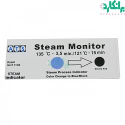 تست اتوکلاو Steam Monitor TPS کلاس 6 سلامت سازان